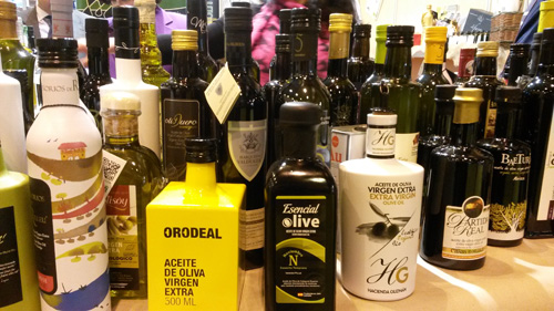 Foire de Madrid Gourmet, un paradis des huiles d'olive
