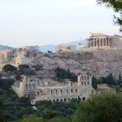 L'huile d'olive dans la Grèce Antique