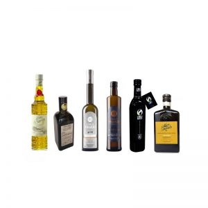 Les trois meilleurs huiles d'olive pour offre ce Nöel