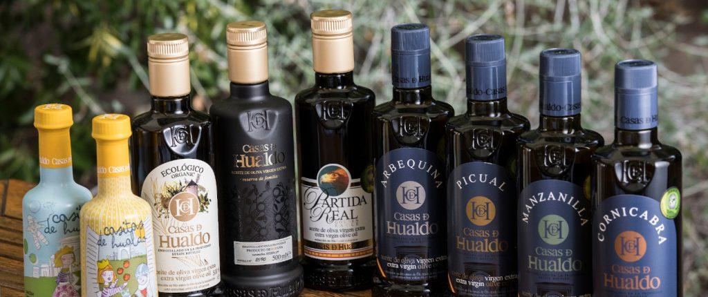 Huile d'olive extra vierge Casas de Hualdo